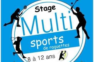 Stage Multi-Sports de Raquettes 2020