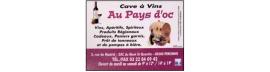 CAVE A VINS AU PAYS D'OC - SAINT QUENTIN