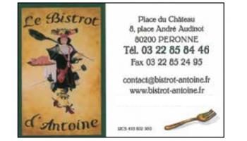 LE BISTROT D'ANTOINE - PERONNE