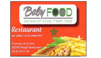 RESTAURANT BABY-FOOD - DOINGT-FLAMICOURT